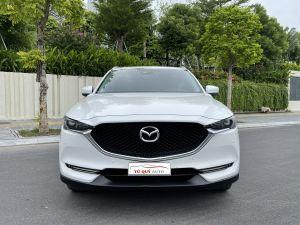 Xe Mazda CX5 2.5AT 2018 - Trắng