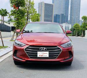 Xe Hyundai Elantra 2.0AT 2018 - Đỏ