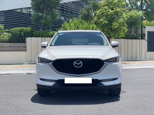 Xe Mazda CX5 2.0AT Luxury 2020 - Trắng