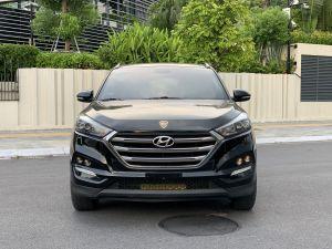 Xe Hyundai Tucson 2.0 ATH 2018 - Đen