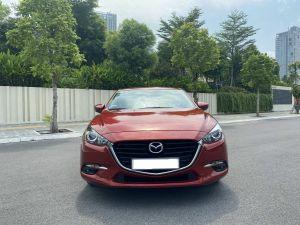 Xe Mazda 3 SD 1.5AT 2018 - Đỏ