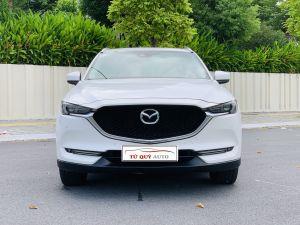 Xe Mazda CX5 2.5AT 2WD 2018 - Trắng