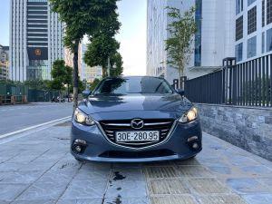 Xe Mazda 3 1.5AT 2016 - Xanh Dương