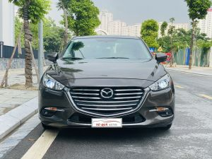 Xe Mazda 3 1.5AT Facelift 2017 - Nâu
