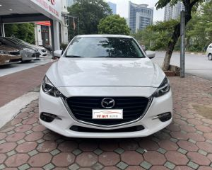 Xe Mazda 3 1.5L Luxury 2019 - Trắng