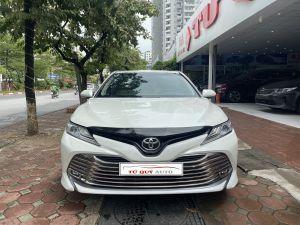Xe Toyota Camry 2.5Q 2019 - Trắng