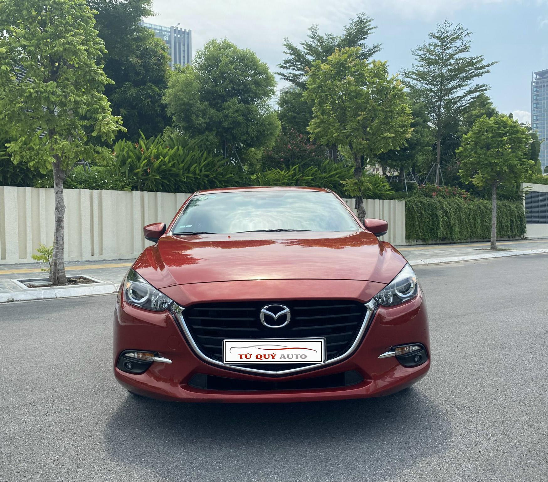 Mazda 3 Sedan 2018 - 1