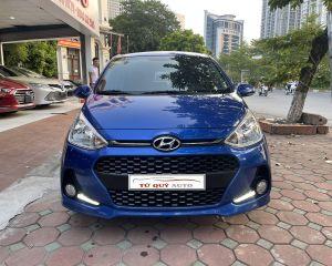 Xe Hyundai i10 1.2AT 2019 - Xanh