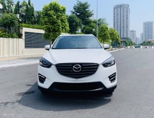 Xe Mazda CX5 2.0AT 2017 - Trắng