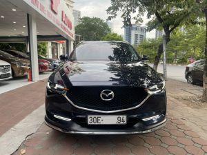 Xe Mazda CX5 2.0AT 2017 ĐK 2018 - Xanh Đen