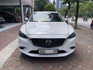 Xe Mazda 6 2.0AT Premium 2017 - Trắng