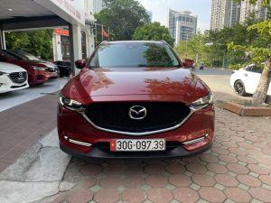 Xe Mazda CX5 2.5 AT AWD 2018 - Đỏ