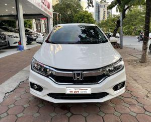Xe Honda City 1.5 TOP 2017 - Trắng