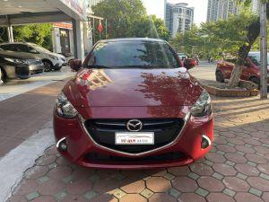 Xe Mazda 2 Sedan 1.5AT 2018 - Đỏ