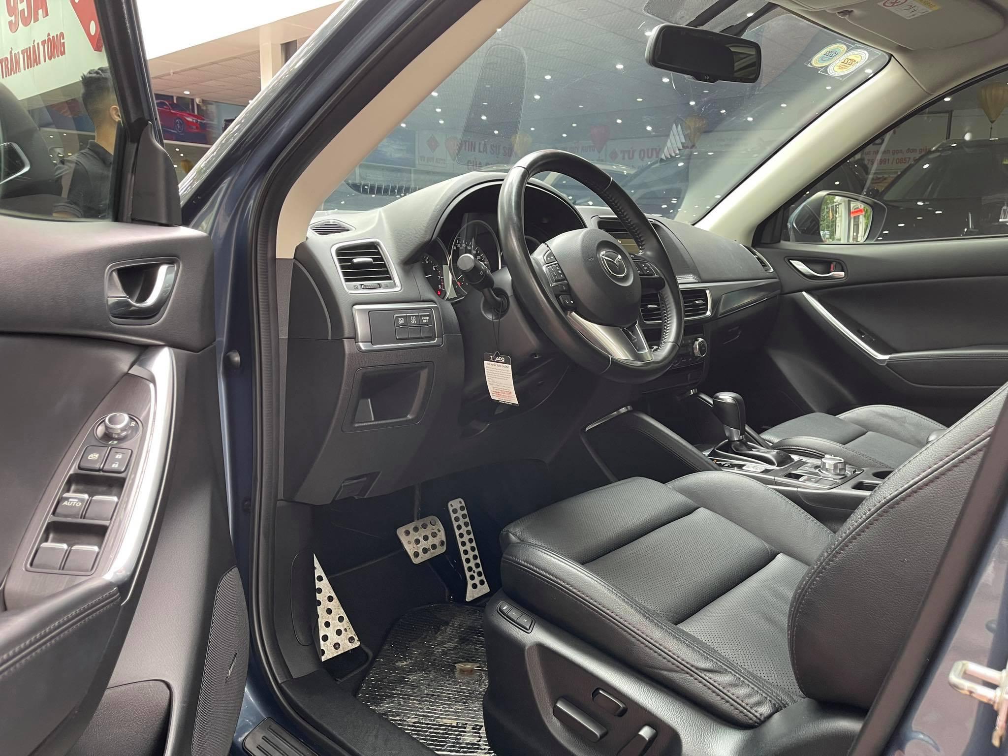 Mazda CX-5 2.5AT 2017 - 9
