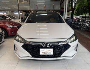 Xe Hyundai Elantra 1.6Turbo 2020 - Trắng