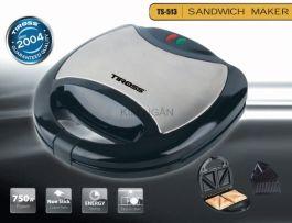 Máy nướng bánh Sandwich 3 trong 1 Tiross TS-513