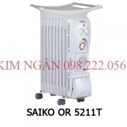 Máy sưởi dầu Saiko OR- 5211T
