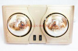 Đèn sưởi nhà tắm Braun Kohn KE02G