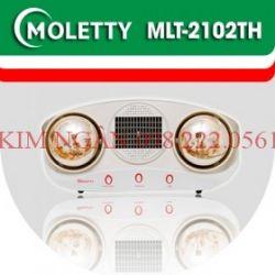 Đèn sưởi nhà tắm Moletty MLT2102TH
