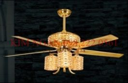 Quạt trần đèn trang trí