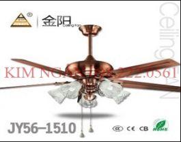 Quạt trần đèn trang trí JY56-1510