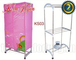 Máy sấy quần áo Kohn KS03