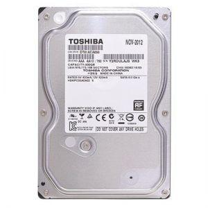 Ổ Cứng HDD Toshiba 500GB/32MB/7200rpm/3.5