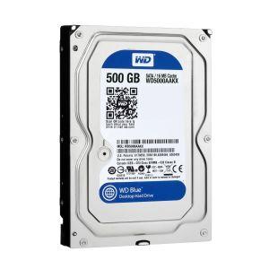 Ổ cứng HDD Western Digital Blue 500GB - 32MB Cache-7200rpm