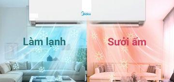 Mẹo sử dụng điều hòa tiết kiệm điện vào mùa đông
