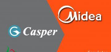 So sánh điều hòa Midea và Casper? Nên chọn mua loại nào?