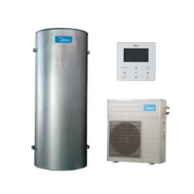 Máy nước nóng trung tâm Heat Pump Midea RSJF-50/CN1-C 150~350 lít