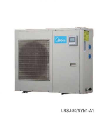 Máy nước nóng trung tâm Heatpump cho bể bơi Midea LRSJ-80/NYN1-A1