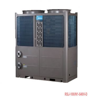 Máy nước nóng trung tâm Heatpump Midea RSJ-100/N1-540V-D