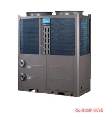 Máy nước nóng trung tâm Heatpump Midea RSJ-200/SN1-540V-D