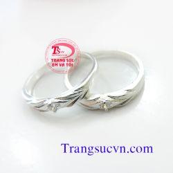 Nhẫn đôi bạc-TSVN
