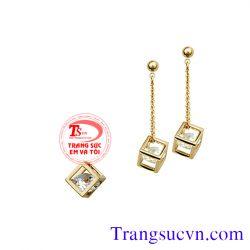 Kim cương trang sức  đẹp-TSVN