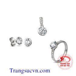 Nữ trang kim cương thiên nhiên cao cấp-TSVN
