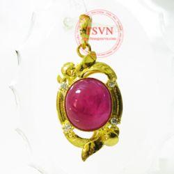 Mặt dây ruby vàng-TSVN