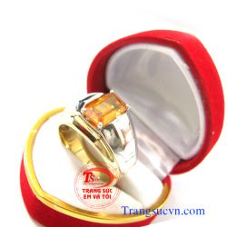 Nhẫn sapphire vàng  cao cấp