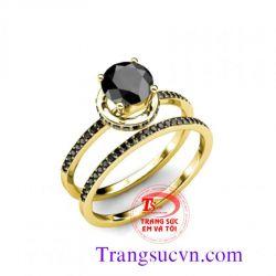 Nhẫn cưới sapphire đẹp