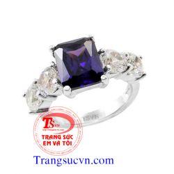 Nhẫn sapphire đẹp