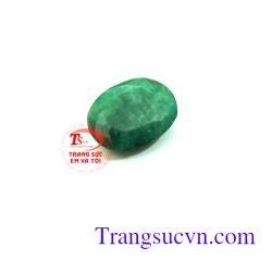 Emerald oval/facet đẹp