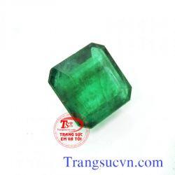 Đá Emerald vuông đẹp