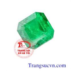 Emerald hình vuông đẹp