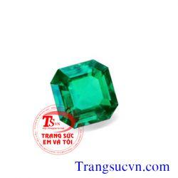 Ngọc lục bảo Emerald vuông đẹp