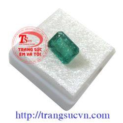 Emerald mặt nhẫn đẹp