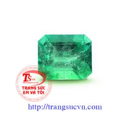 Emerald - Ngọc lục bảo thiên nhiên
