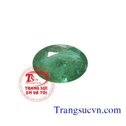 Emerald nhạt màu đẹp