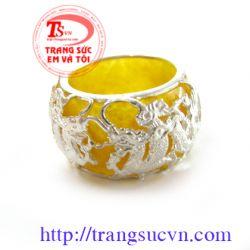 Nhẫn đá bọc rồng TSVN